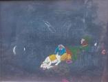 <h5>Ivan Generalić </h5><p>Pastel, 40x30 cm Cijena: 4.375,00 kn</p>
