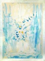 """<h5>Antun Motika </h5><p>Antun Motika  """"Cvijeće"""" Svilotisak / Tempera na papiru, 50x70 cm Cijena: 3.125,00 kn</p>"""