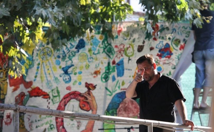 Intervju s našim Ivorom Zidarićem, promotorom kulture – PolitikaPlus