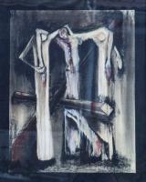 "<h5>Nina Sedlar Er Gott </h5><p>""Golgota"" Pastel, 48x65 cm Cijena: 3.125,00 kn</p>"